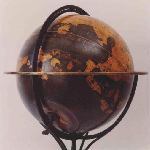Кто придумал первый глобус в мире