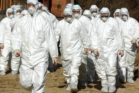 Противоэпидемические мероприятия в очагах чумы