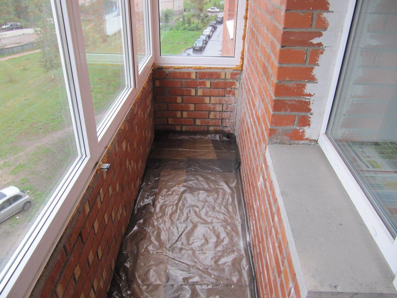 Утепление балкона своими руками: подробная пошаговая 56