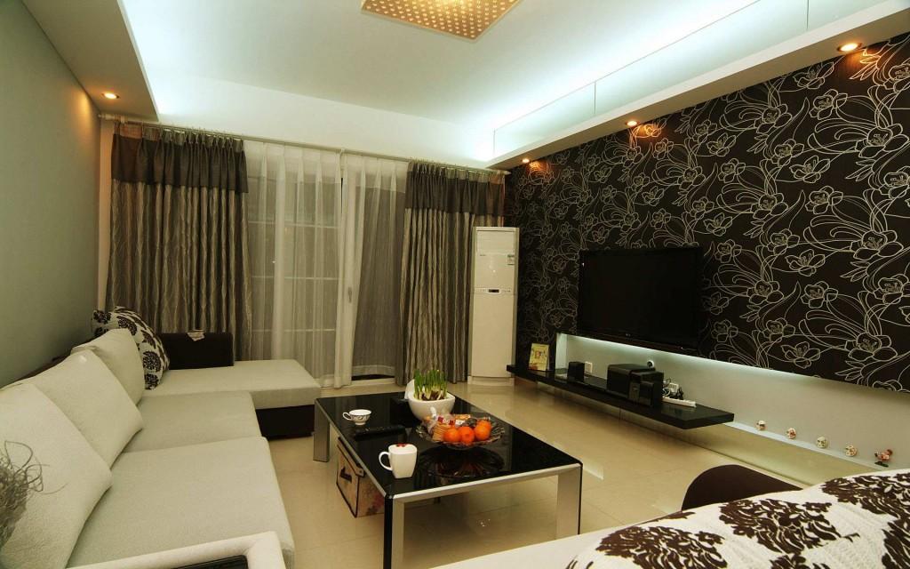 Обои дизайн комнат в квартире