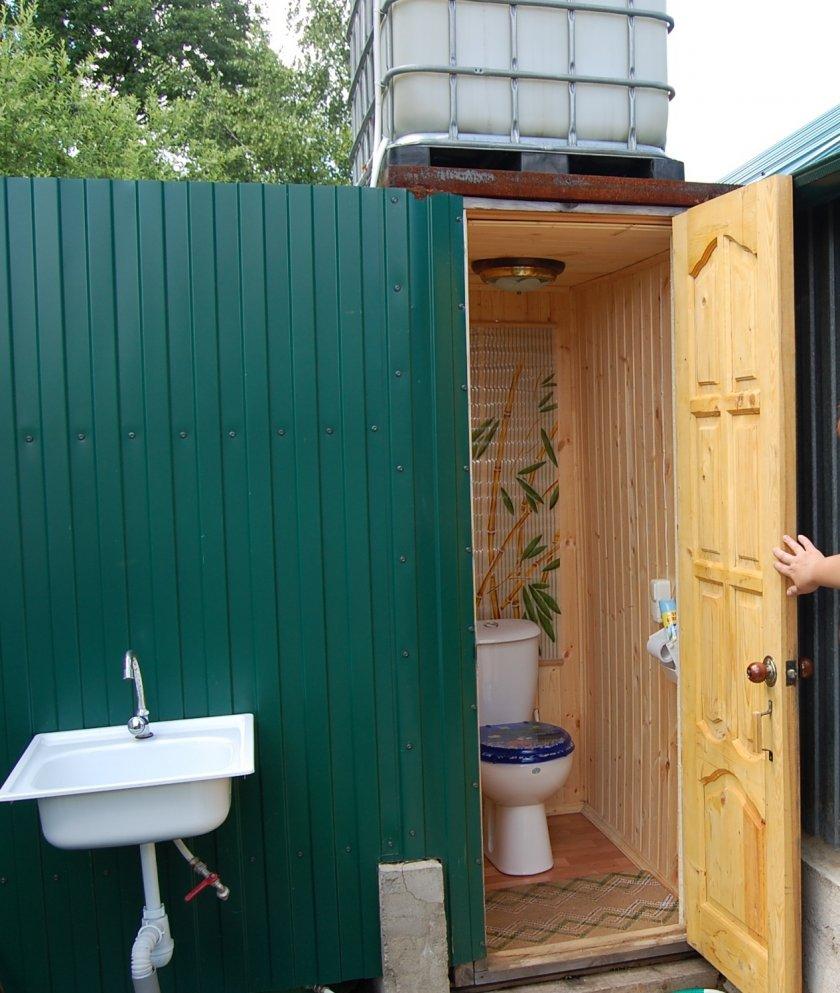 Как сделать туалет на даче своими руками: чертежи, размеры 19