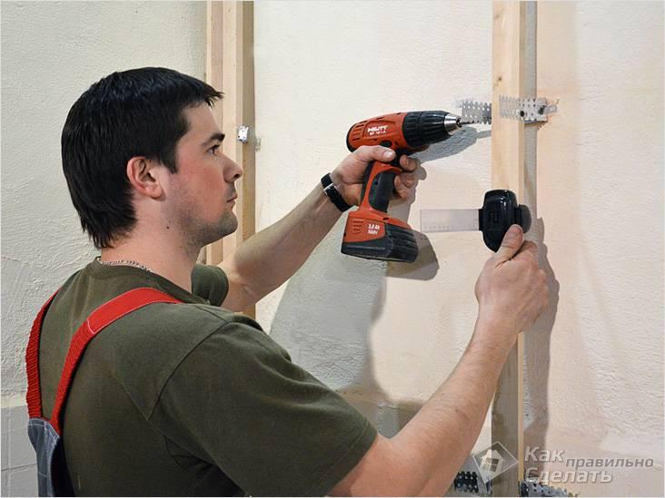 Установка пластиковых стеновых панелей своими руками 52