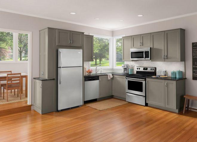 Beispiele von Küchen mit Einbaugeräten. Moderne Einbauküchen: tolles ...