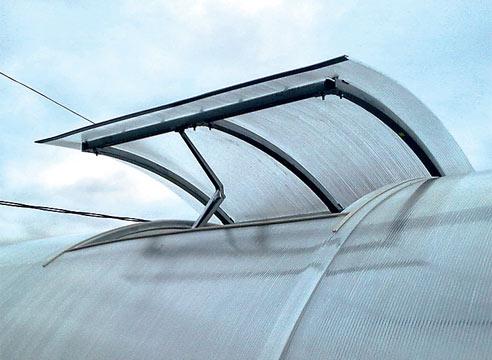 Как убрать конденсат в теплице из поликарбоната