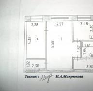 Дом, бетон и перепланировка