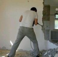 Порядок демонтажа стен в квартире